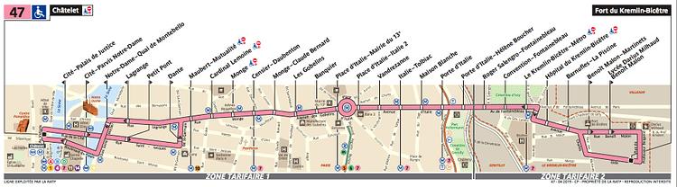 Bus Line 47