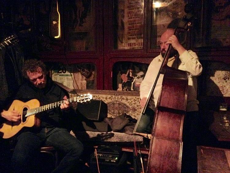 David and Raoul Gastine