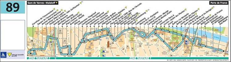 Bus Line 89