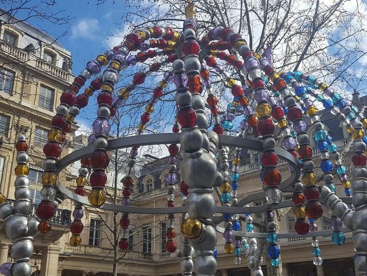 Metro Palais-Royal Place Colette